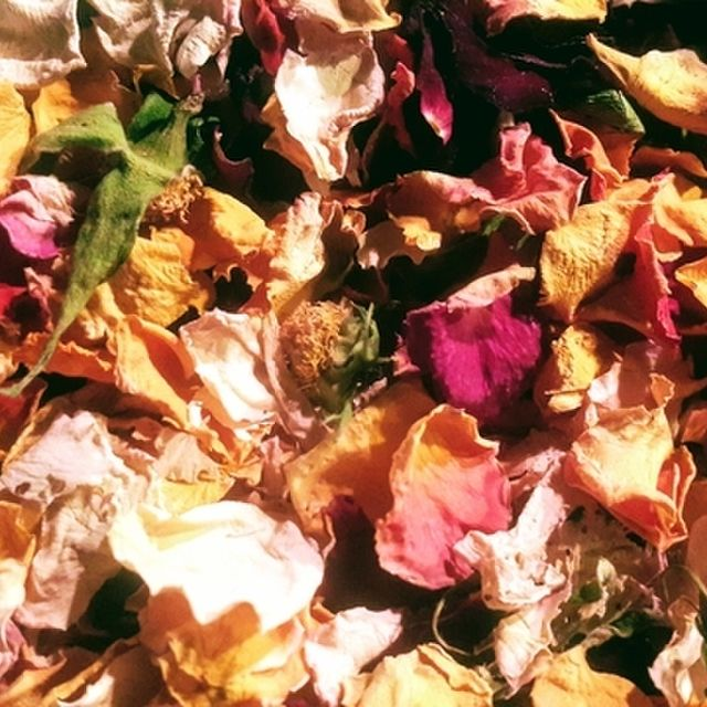 Air Dried Edible Rose Petals